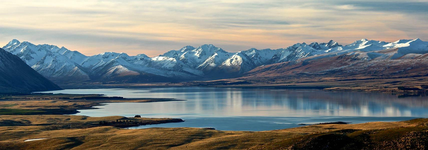 Lake-Tekapo-New-Zealand - Tobias