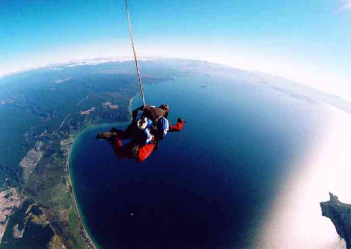 Skydive - Pinterest