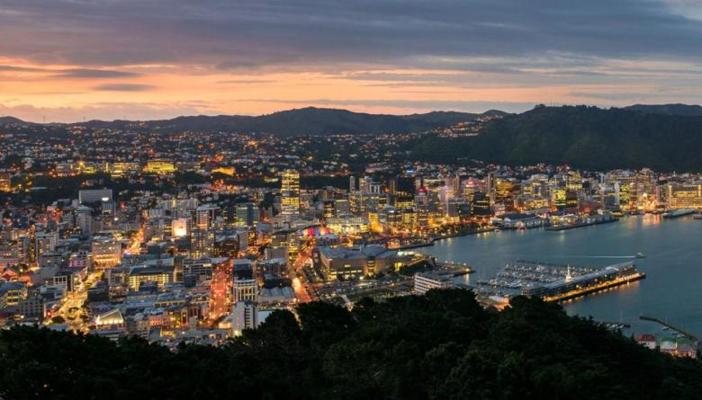 Wellington Skyline - Getty Image